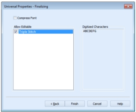 Getting Started with PREMIER+™ 2 Font Create