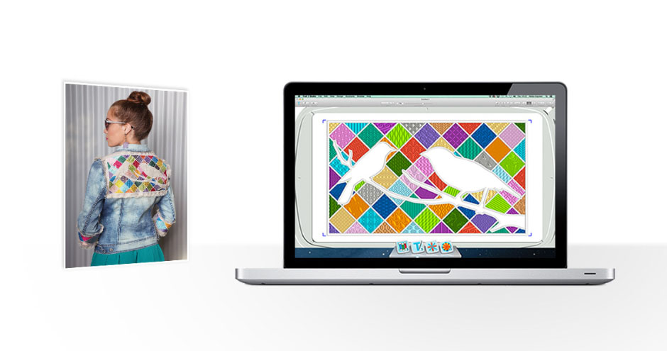 TruEmbroidery™ 3 Software for Mac